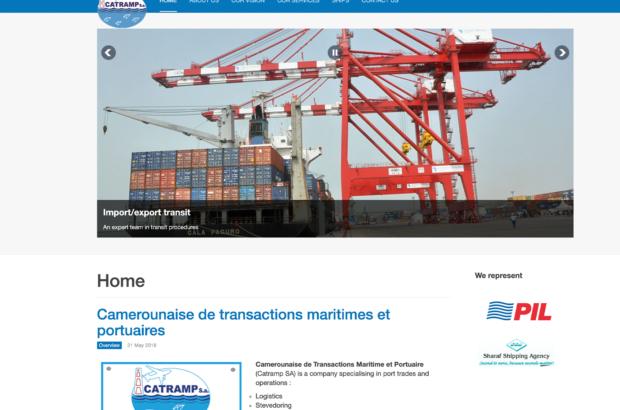 Catramp_Website